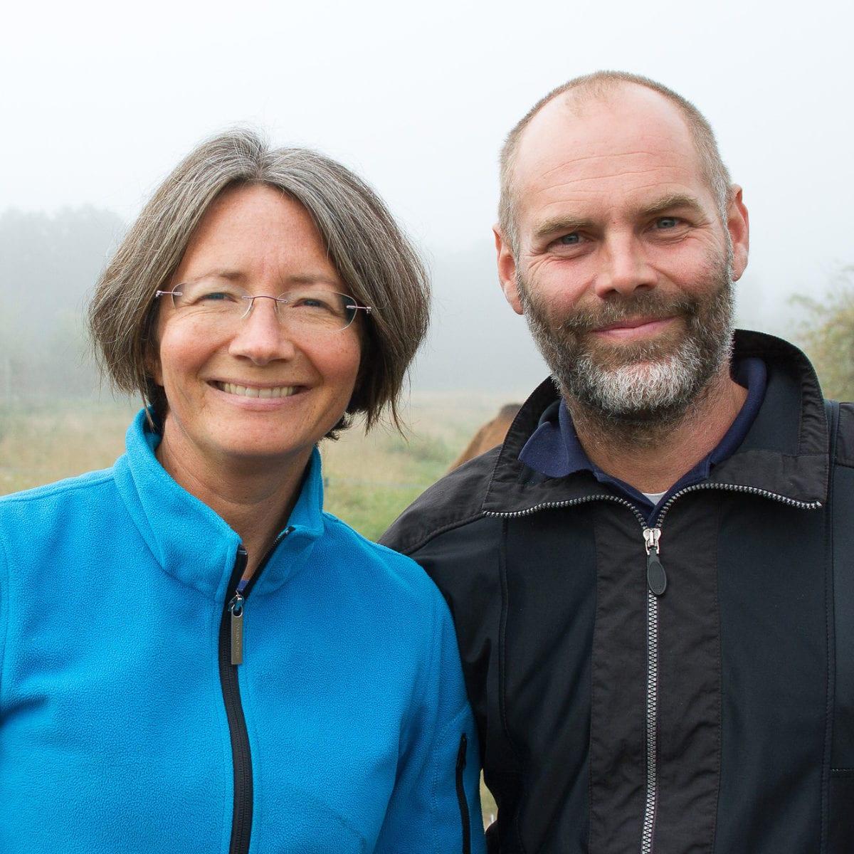 Anna & Marcus Callenbring Juleboda gård
