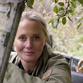 Kajsa Leander, ekologisk odlare